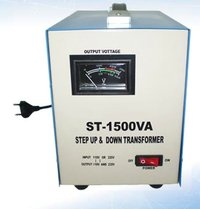 Step-Up And Step-Down Transformer