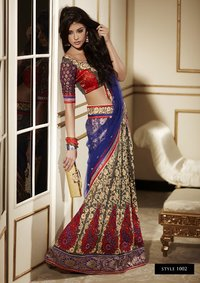 Lehenga Saree