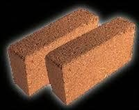 Fiber Coir Bricks