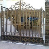 Ss Fabrication Bar Gate