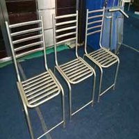 Steel Dinning Table Chairs