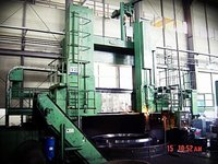 Vertical Turning Lathe Shibaura 3000mm Double Column
