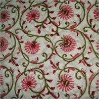 Sanganeri Block Print Dress Fabrics