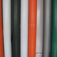 Heavy Duty HDPE Woven Laminated Fabric Roll