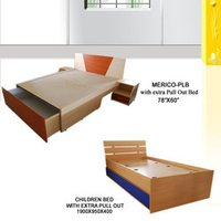 Children And Merico Bed