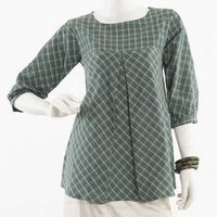 Short Quarter Sleeves Kurta