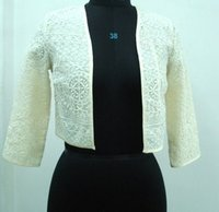 Classy White Shrugs Jackets