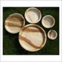 Palm Leaf Dinnerware