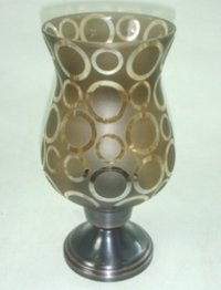 Designer Hurricane Lamp