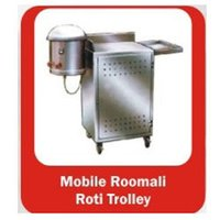 Mobile Roomali Roti Trolley
