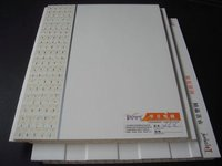 Good Quality and Little Flower PVC Ceiling Panels