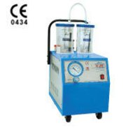 High Vacuum Suction Unit
