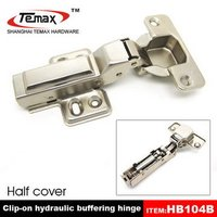 Hydraulic Buffering Hinge