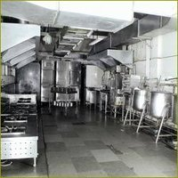 Central Kitchen Bulk Cooking And Steam Vessel