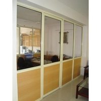 Aluminium Partition Frames