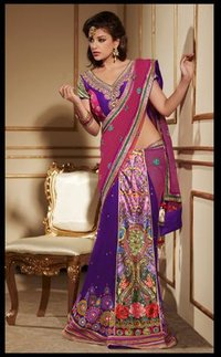 Fancy Silk Designer Sarees