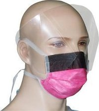 4-Ply Surgical Mask With Visor