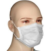 1-Ply Ear-Loop and Elastic Mask