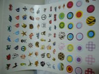 Waterslide Transfer Printing Stickers