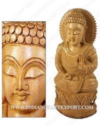 Handcrafted Buddha Statue