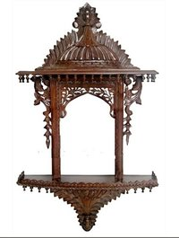 Wooden Jharoka