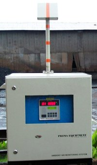 Continuous Ambient Air Quality Monitoring System