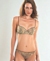 La Mode Padded Bra 50