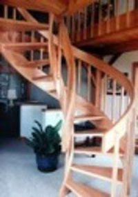 Wooden Stair Case