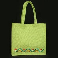 Jute Bag With Inside Pocket