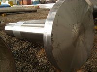 Forged Turbine Shaft