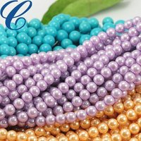 Latest Trend Plastic Pearl Beads
