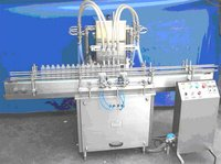 Cosmetic Filling Capping Machine