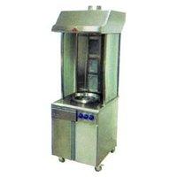 Kitchen Shwarma Machine Cabinet