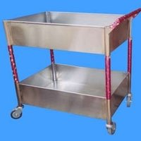 Two Tyre Service Trolley