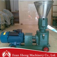 Flat-Die Feed Pellet Machine