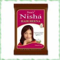 Hair Henna Natural (Nisha)