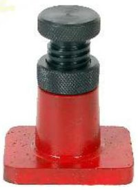 Support Jack (Flange Base Type With Lock Nut)