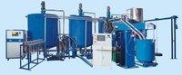 Semi-Auto Batch Foaming Machine