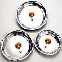 Stainless Steel Kitchen Plate