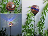 Solar Garden Stick Light