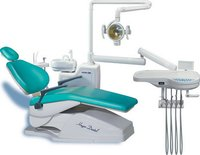 Dental Chair (HJ638A Platinum)