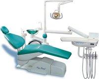 Dental Chair Unit (HJ638A Gold)
