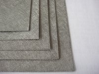 Sintered Non-Woven Metal Cloth