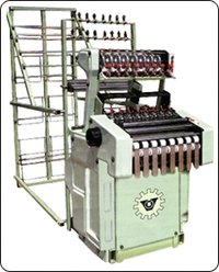 Needle Loom Machine Double Head