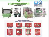 Satin Ribbon Needle Loom