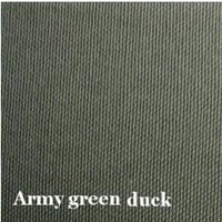 Army Ducks Fabric