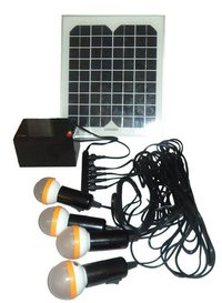 Solar Lighting System (RJ-5D)