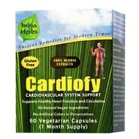 Cardiofy Capsules(Herbal Supplement For Cardiovascular Health)
