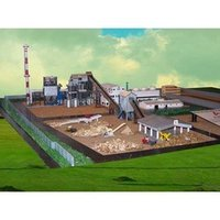 Biomass Power Plant Model