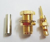 RF Coaxial Connectors (1.0/2.3 Connectors)